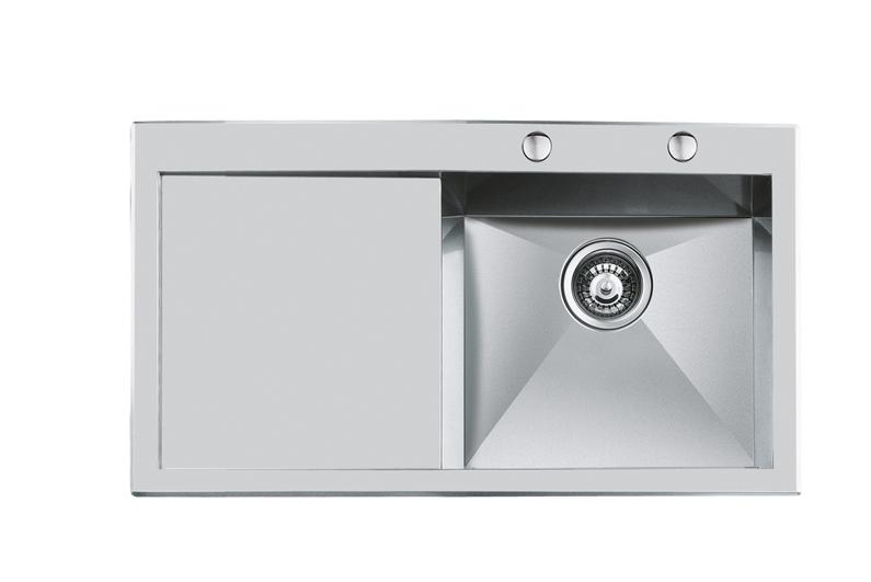 Foster Quadra Stainless Steel Sink 1213-09 Vitel Malta