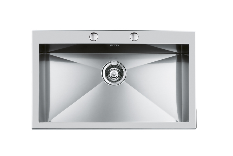 bowl sink 1219 090 foster single bowl sink quadra stainless steel ...