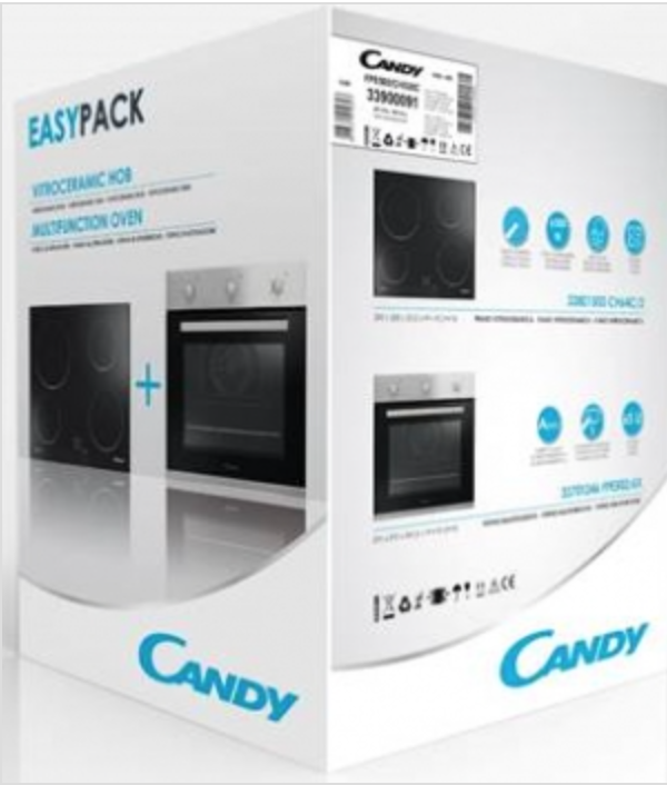 CANDY CHEF PACK/EASY PACK
