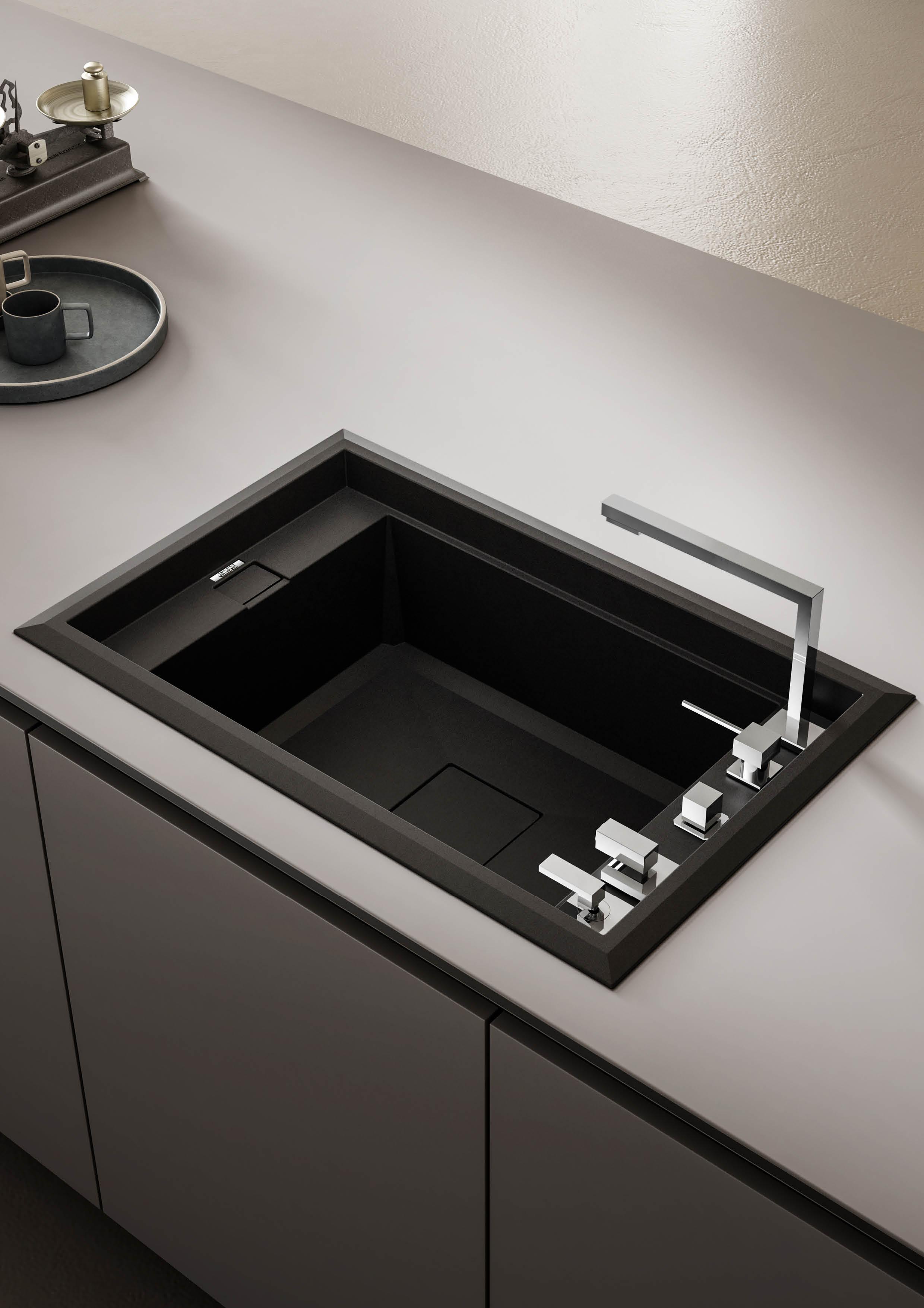 ELLECI Value 130 sink